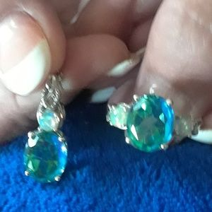 unknown Jewelry - This weekend ONLY Peacock Quartz Set